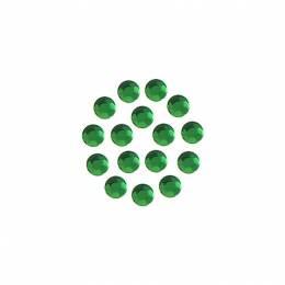 Cristal grass green ss10 rhinestones (288) - 452