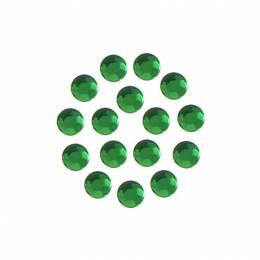 Cristal grass green ss16 rhinestones (288) - 452