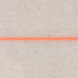 Cordon élastique 2,3 fluo orange