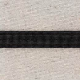 Élastique caleçon 20mm noir - 458