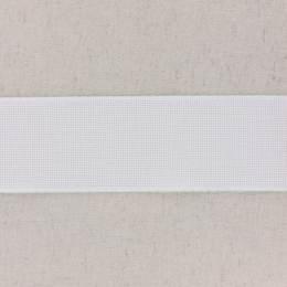 Bande aïda blanc bordée nil - 458