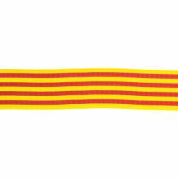 Ruban catalan n°5 25mm - 458