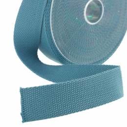 Sangle 30mm vert bleu - 465