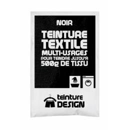 Teinture textile universelle 10g noire - 467