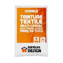 Teinture textile universelle 10g orange - 467