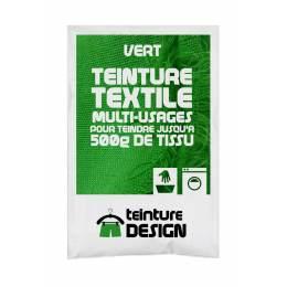 Teinture textile universelle 10g vert - 467