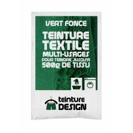 Teinture textile universelle 10g vert foncé - 467