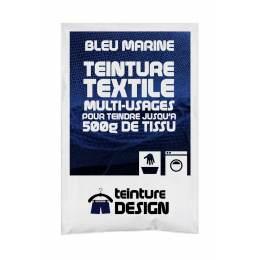 Teinture textile universelle 10g bleu marine - 467