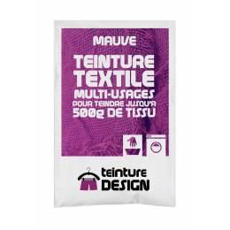 Teinture textile universelle 10g mauve - 467