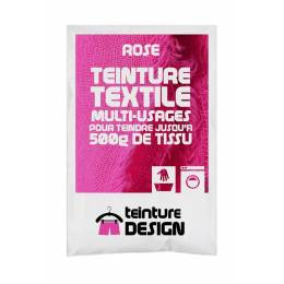 Teinture textile universelle 10g rose - 467