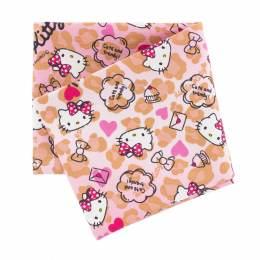 Coupon Hello Kitty heart léopard rose - 468