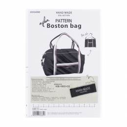 "Patron de sac ""Boston bag"" - 468"