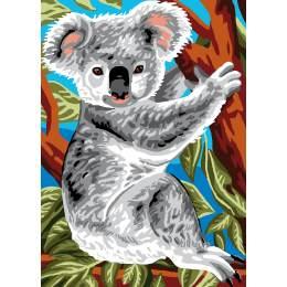 Canevas Luc antique 32/50 Koala - 47