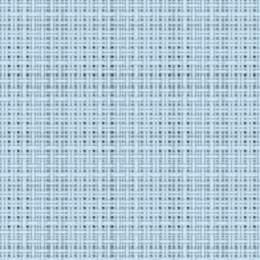 Aïda(foncé) 100%coton 160cm 7.1 bleu - 47