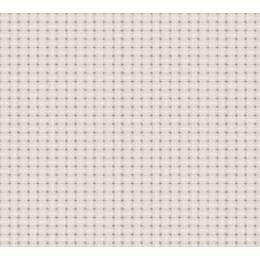 Coupon 80/50 cm. aïda 5.5 100%coton écru 15 - 47