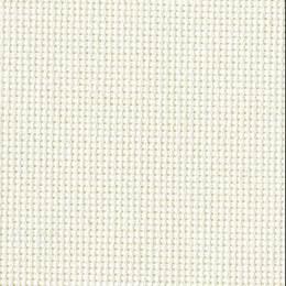 Coupon 40/50 cm. aïda 7.1 100%coton écru 15 - 47
