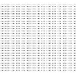 Coupon 80/50 cm. aïda 7.1 100%coton blanc 11 - 47