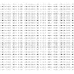 Aïda en 80cm 7.1 100%coton blanc 11 metre - 47