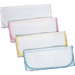12 poches serviettes aïda biais pastel - 47