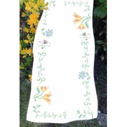Kit chemin de table imprimé - 47