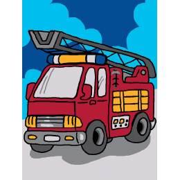 Camion pompier - 47