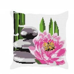 Kit coussin soudan lotus - 47