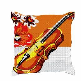 Kit coussin soudan violon - 47