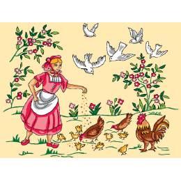 Fanchon et ses poules - 47
