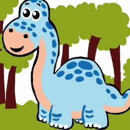 Kit soudan 25/25 Dinosaure - 47