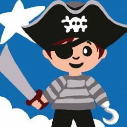 Kit soudan 25/25 Pirate gars - 47