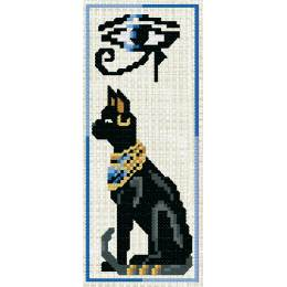 Marque page Chat egyptien - 47