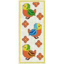 Marque page Oiseaux - 47