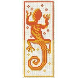 Marque page Salamandre - 47