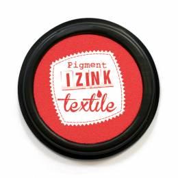 Encreur izink textile Aladine rouge - 470