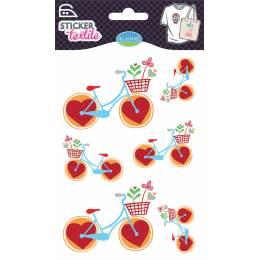 Sticker textile Aladine velo - 470