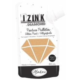 Izink peinture Aladine diamond or 80 ml - 470