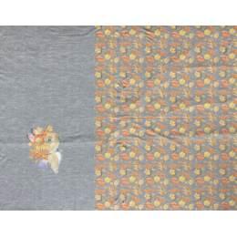 Panneau jersey stenzo romantique lapinou digital p - 474
