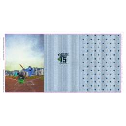Tissu Stenzo panneau 0.75x150cm digital - 474