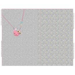 Tissu Stenzo panneau 120x150cm digital - 474