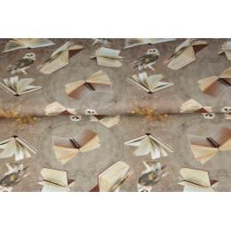 Tissu Stenzo French Terry impression digitale - 474