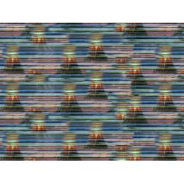 Tissu Stenzo French terry digital - 474