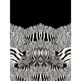 Tissu Stenzo panneau de 200x150 cm digital - 474