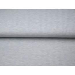 Tissu Stenzo sweat mélangé chiné bleu 150cm - 474