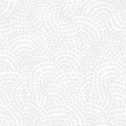 Tissu Dashwood twist blanc - 476