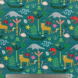 """Tissu coton Dashwood """"habitat"""" - 476"""