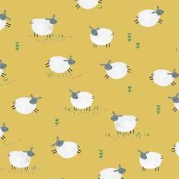 "Tissu ""farm days"" coton - 476"
