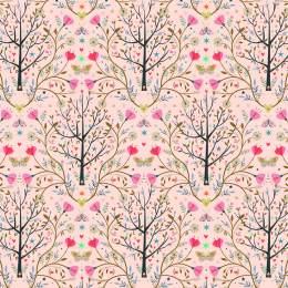 Tissu Dashwood coton Tree Of Life - 476