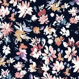 "Tissu Dashwood ""flourish"" coton lawn - 476"