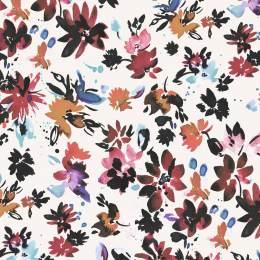 "Tissu Dashwood ""flourish"" coton - 476"