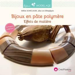 Bijoux en pâte polymère - 482
